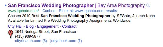 The Photographer's SEO Pyramid - Part III | Website Builder